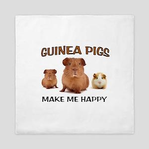 Happy Pigs Queen Duvet