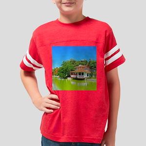 Parque Josone Varadero Youth Football Shirt