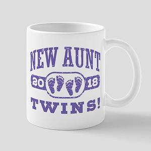 New Aunt Twins 2018 11 oz Ceramic Mug