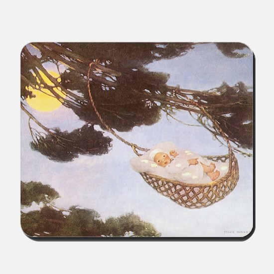 Vintage Lullaby Mousepad