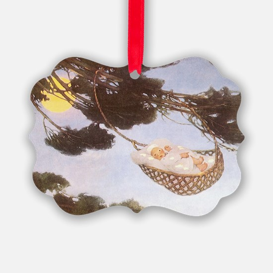 Vintage Lullaby Ornament