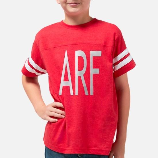 ARF_black_web Youth Football Shirt