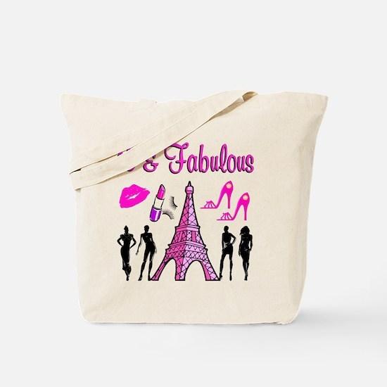 GLAMOROUS 16TH Tote Bag