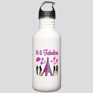 GLAMOROUS 16TH Stainless Water Bottle 1.0L