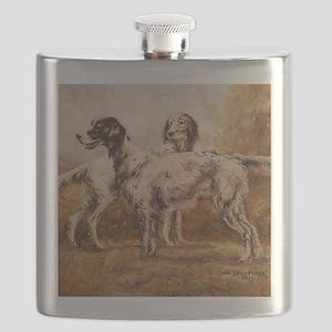 English Setters Flask