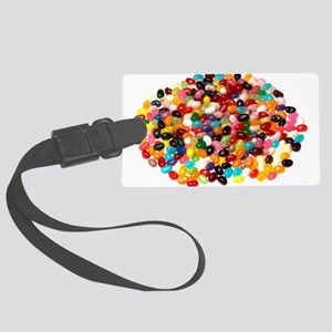 Jellybeans Luggage Tag