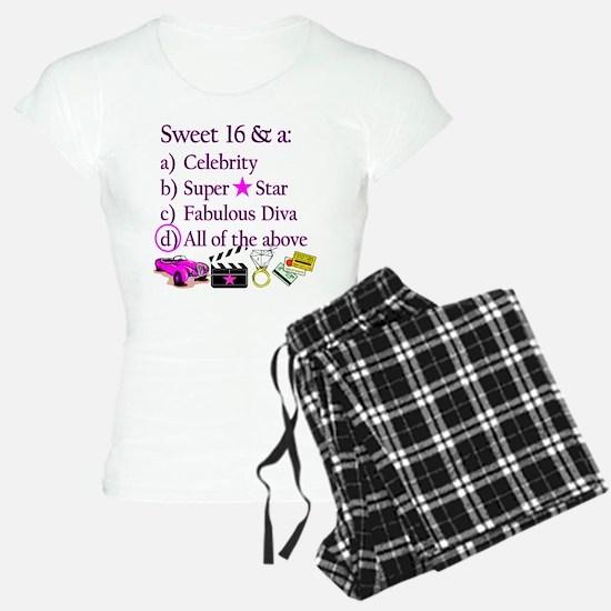 SWEET 16 DIVA Pajamas
