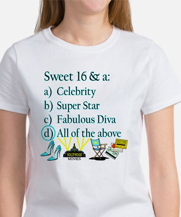 16TH SUPER STAR Women's T-Shirt