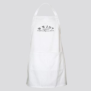 What would Joanna do? Light Apron