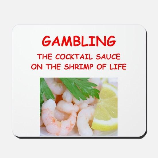 gambling Mousepad