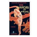 Postcards (pkg. 8)-'The Sinners Of Hwang