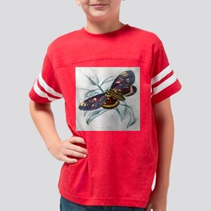 Butterfly 1 Youth Football Shirt