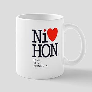 Japan Tokyo Nihon Nippon New York Kyoto Mugs