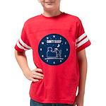 toomanycf_clock Youth Football Shirt