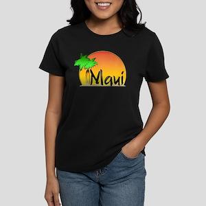 Maui Women's Dark T-Shirt