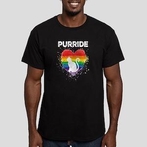 Gay Pride - LGBT Cat Purride T-Shirt
