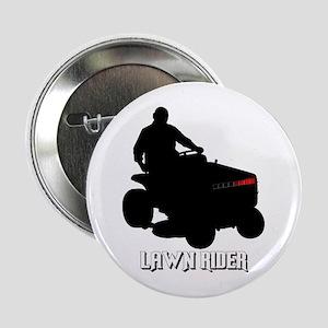 "Lawn Rider 2.25"" Button"