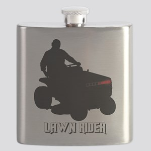 Lawn Rider Flask
