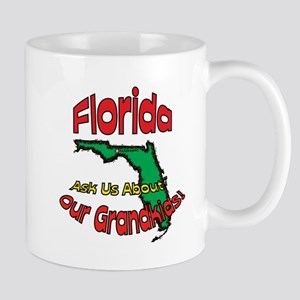 Florida Grandparent Motto Mug