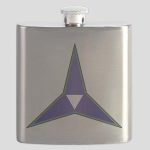 SSI - III Corps Flask