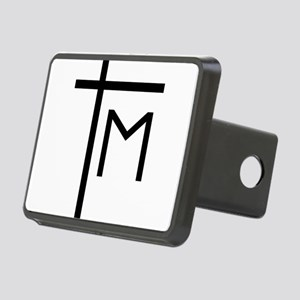 Marian Cross Hitch Cover