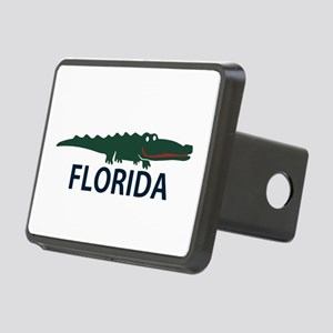 FLorida - Alligator Design. Rectangular Hitch Cove