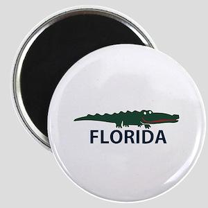 FLorida - Alligator Design. Magnet