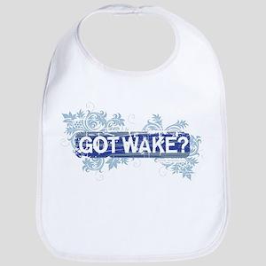 GotWake? Baby Bib