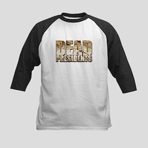 Dead Presidents Kids Baseball Jersey