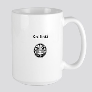 Kallisti Logo Mugs