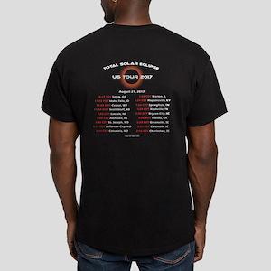 Total Solar Eclipse Us Tour 2017 T-Shirt