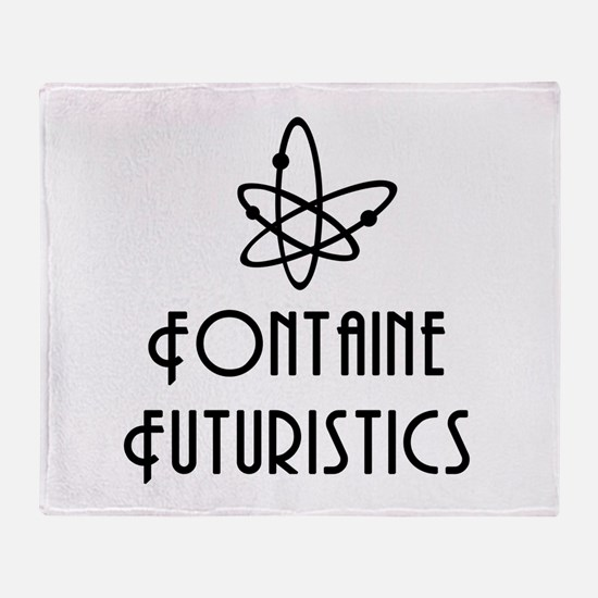 Fontaine Futuristics Throw Blanket