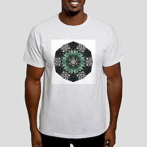 Guggenheim Wire Door 1 Ash Grey T-Shirt
