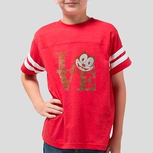 love Youth Football Shirt