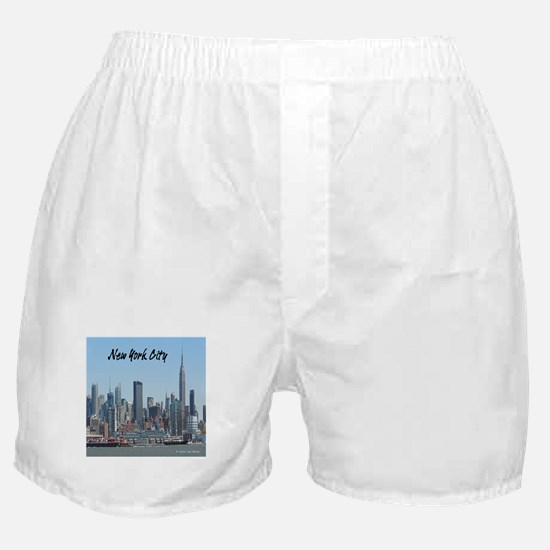 New York City Boxer Shorts