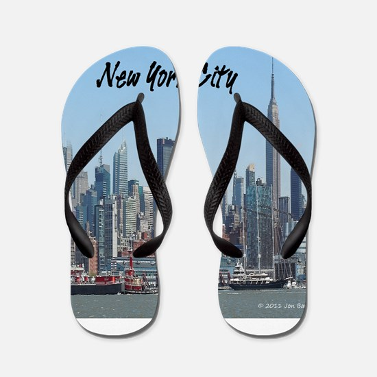 New York City Flip Flops