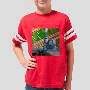 Monkey Brazil Youth Football Shirt