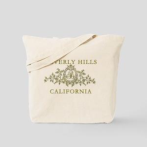 Beverly Hills CA Tote Bag