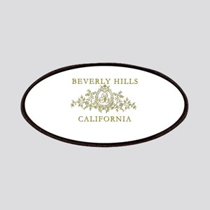 Beverly Hills CA Patches