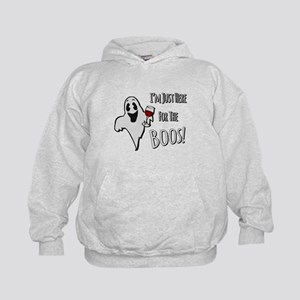 Im Here for the Boos Hoodie