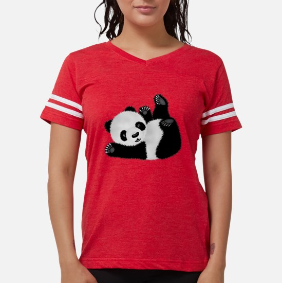 Cute Animals Womens Football Shirt