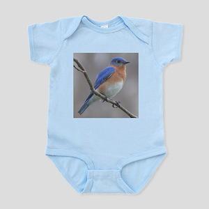 Eastern Bluebird Body Suit