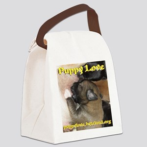 ARF! Animal Rescue Fundraising. Canvas Lunch Bag