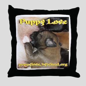 ARF! Animal Rescue Fundraising. Throw Pillow