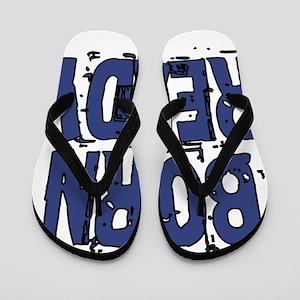 Born Ready Flip Flops