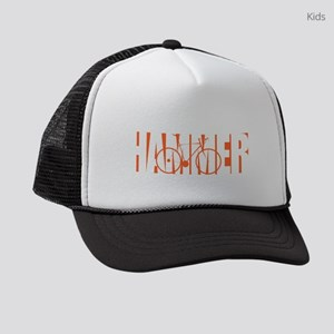 Strava Kids Trucker Hats - CafePress dd19e0193822