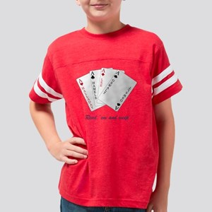 Four Phillies Aces Youth Football Shirt