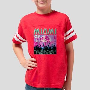 MIAMI_WMC Youth Football Shirt