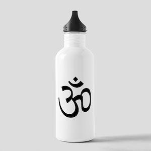 Yoga Ohm, Om Symbol Water Bottle