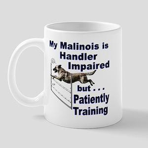 Malinois Agility Mug